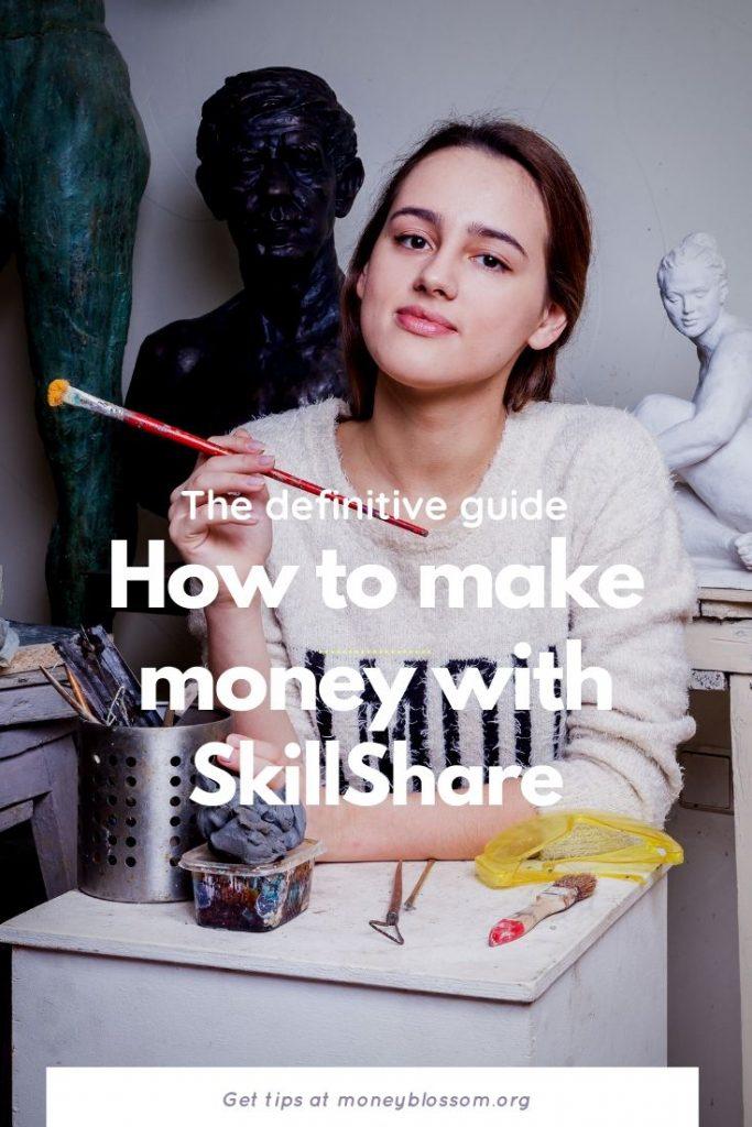 How to make money with SkillShare