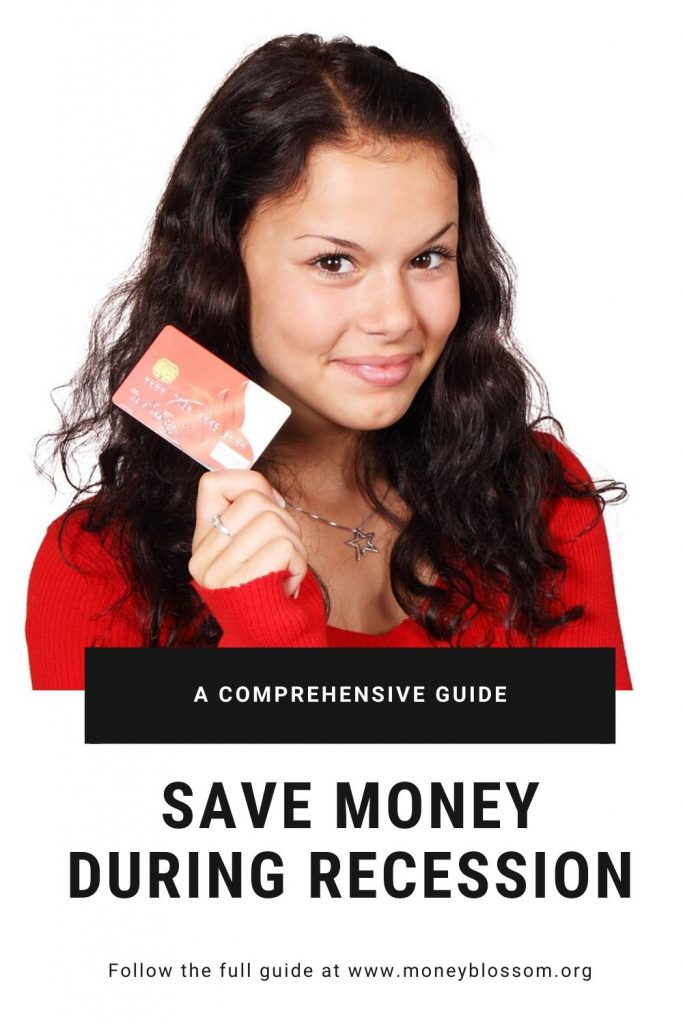 save money during a recession