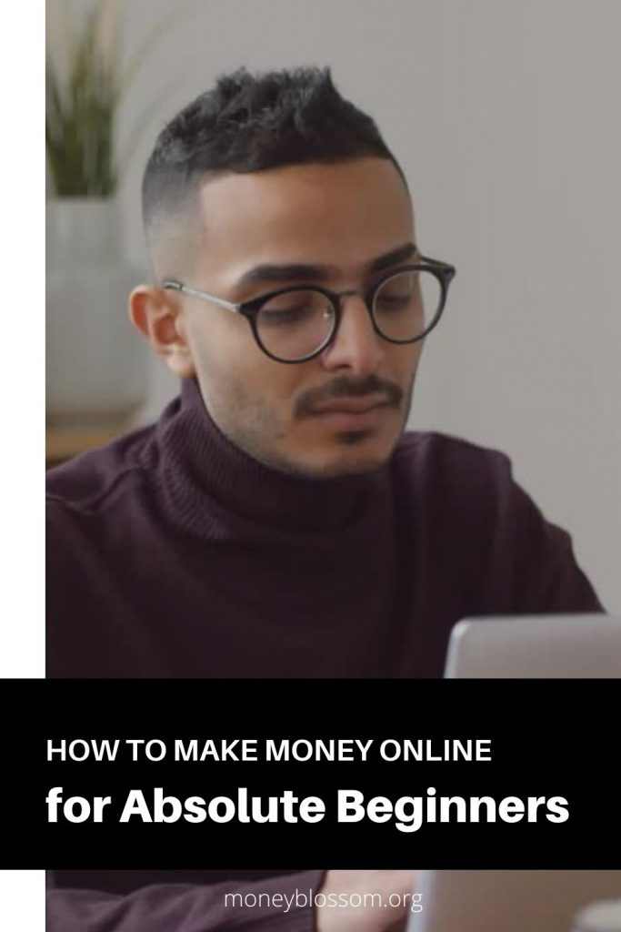 The simplest How to make money online for beginners